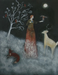 Art jeanie-tomanek Game Keeper